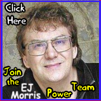 Join EJ Morris Marketing Team