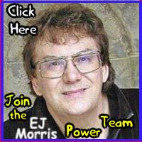 Join EJ Morris Marketing Team