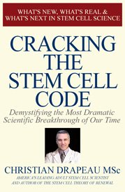 A recommended book of adult stem cell studies and stem cell research of how our own adult stem cells  are our  body's natural repair and renewal system.